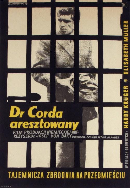 Zygmunt Anczykowsk Gestehen Sie Dr. Corda! Josef von Báky