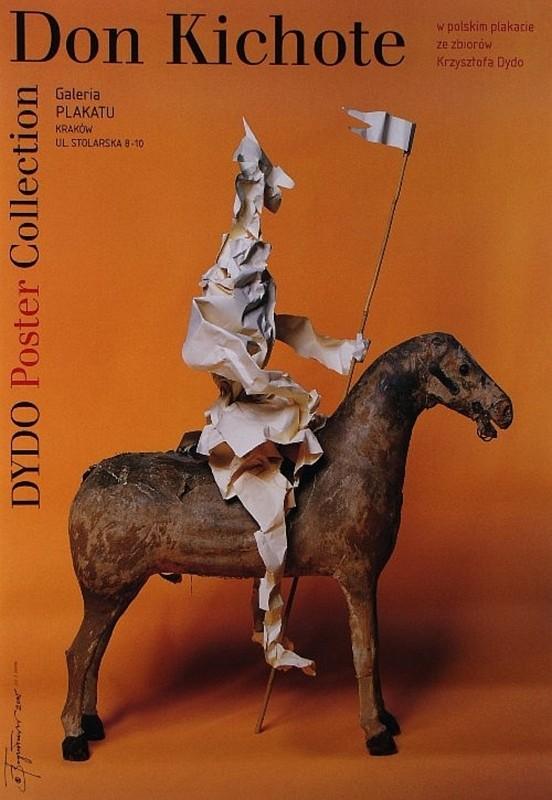 Don Kichote w polskim plakacie
