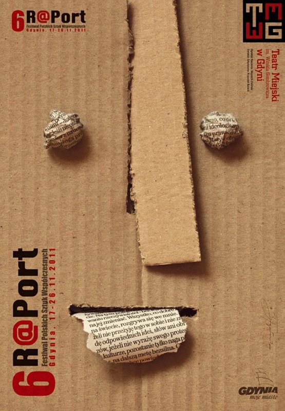 Raport 6. - Festiwal Polskich Sztuk Współczesnych