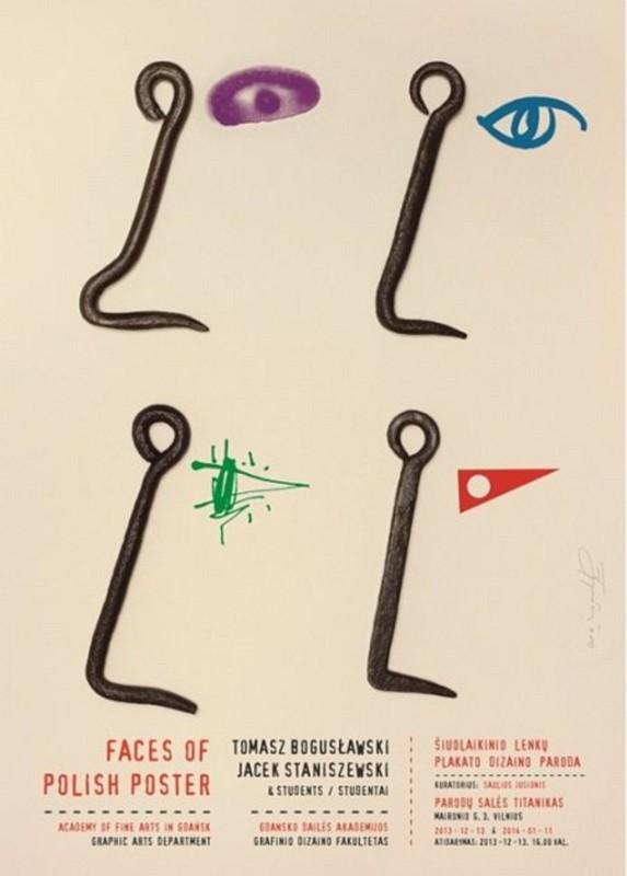 Twarze polskiego plakatu