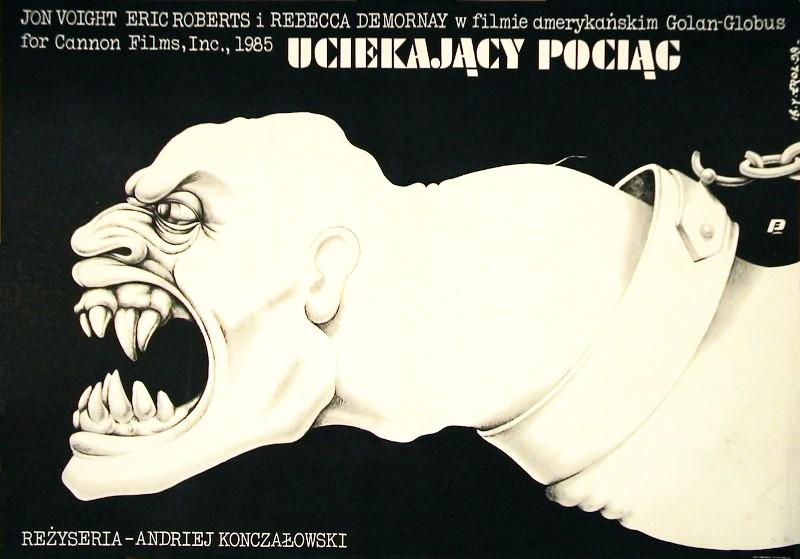 Uciekający pociąg Michalkow-Kontschalowski
