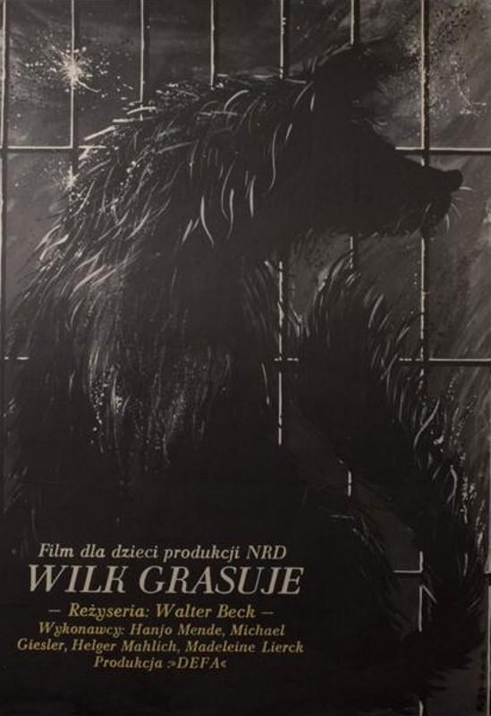 Wilk grasuje