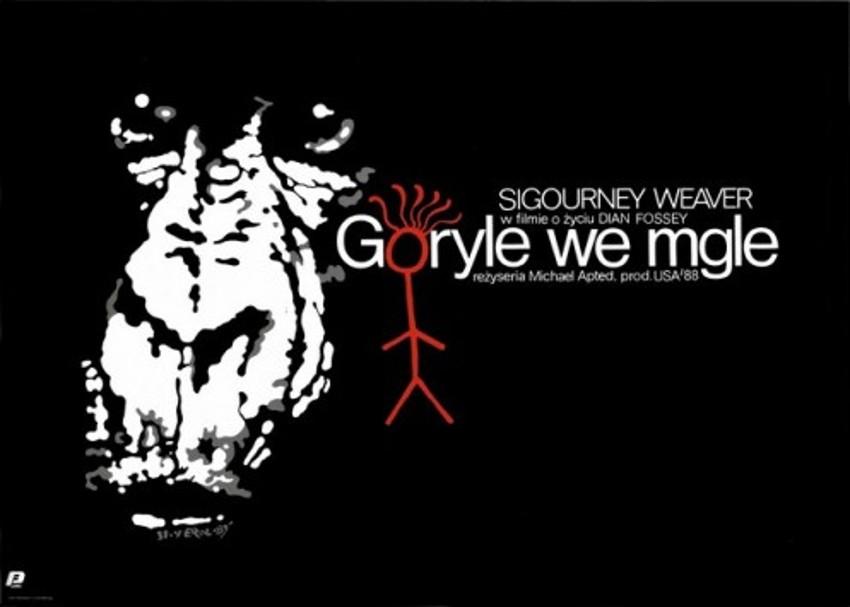 Goryle we mgle