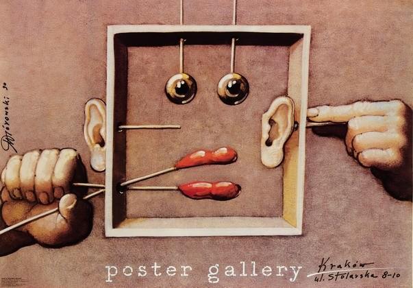 Poster Gallery Stolarska
