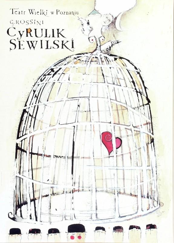 Cyrulik Sewilski Ryszard Kaja