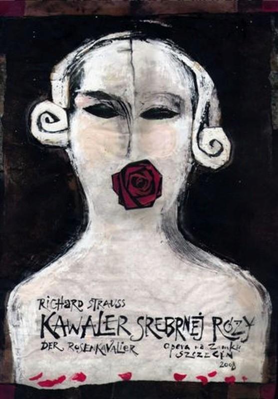 Ryszard Kaja Kawaler Srebrnej Róży