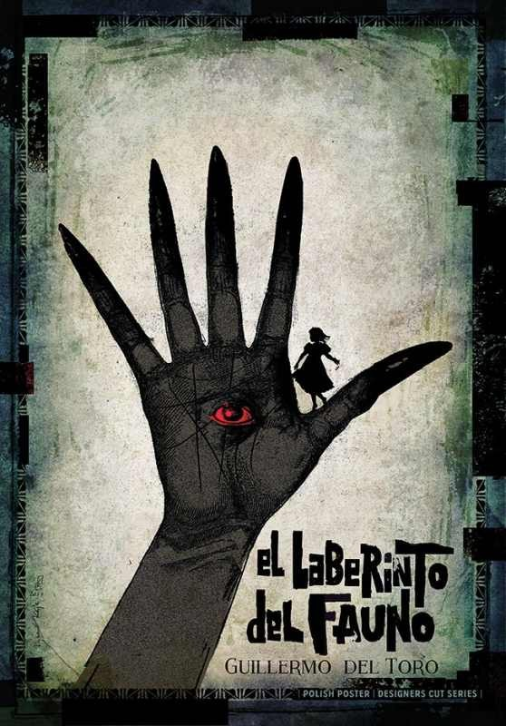Ryszard Kaja El Laberinto del Fauno Guillermo del Toro