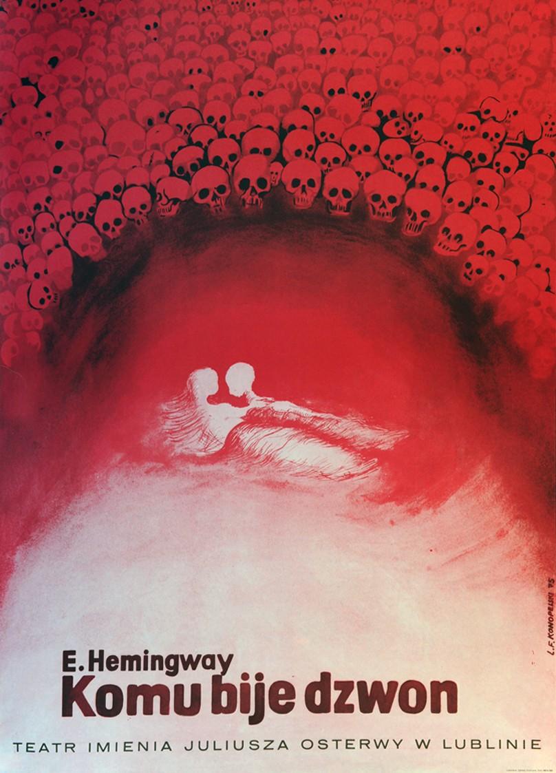Komu bije dzwon Ernest Hemingway