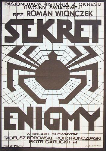 Sekret Enigmy Roman Wionczek