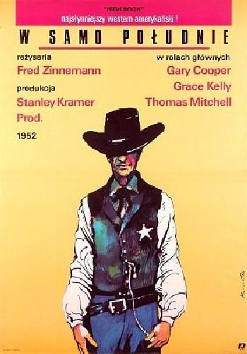 W samo południe Fred Zinnemann