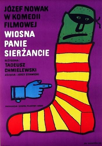 Wiosna, panie sierżancie Tadeusz Chmielewski