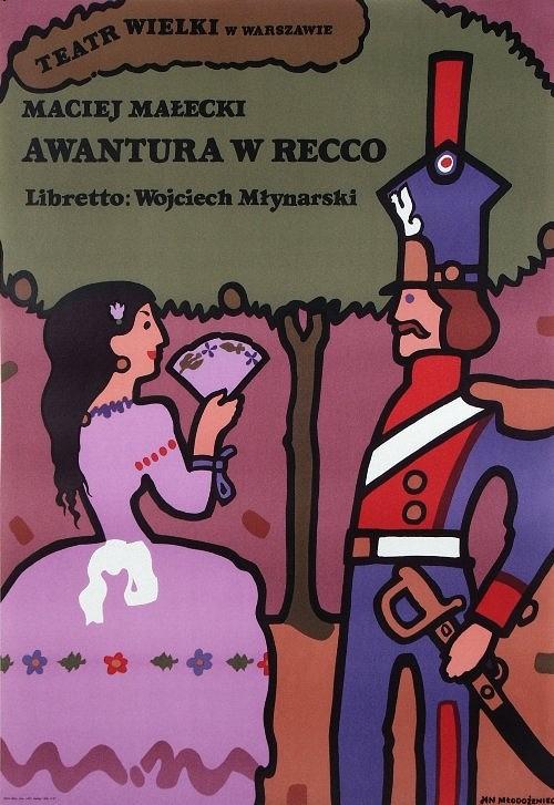 Awantura w Recco