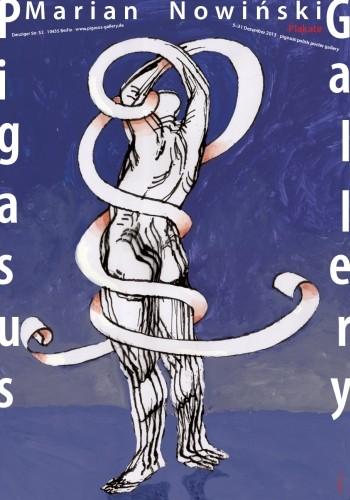 Marian Nowinski Plakaty