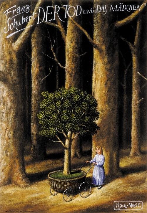 Der Tod und das Mädchen Death and the Maiden Poster
