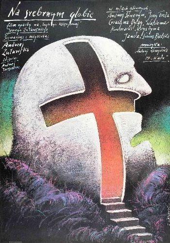 Resultado de imagem para Na Srebrnym Globie poster