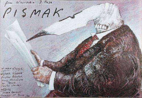 Pismak Wojciech Has