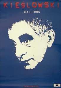 Krzysztof Kieślowski niebieski