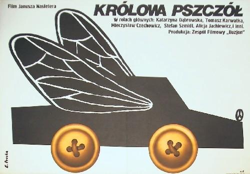 Królowa pszczół Janusz Nasfeter