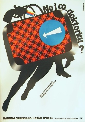 What's Up Doc No i co Doktorku? Peter Bogdanovich Poster
