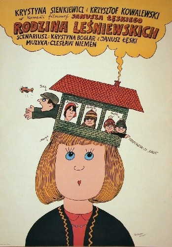 Rodzina Leśniewskich Janusz Leski