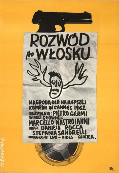 Divorce Italian Style movie poster