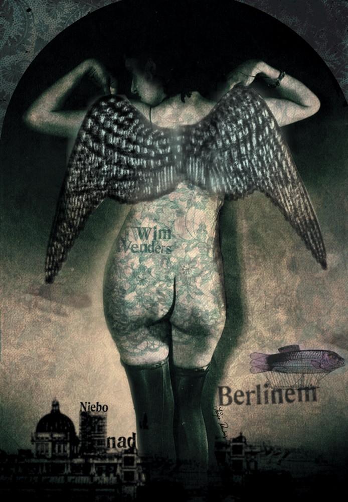 Der Himmel über Berlin Wim Wenders