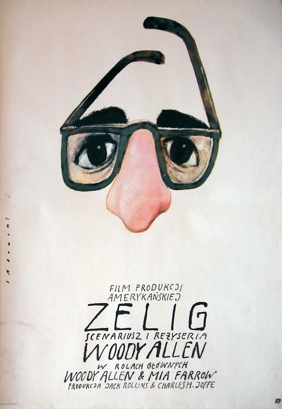 Zelig Woody Allen