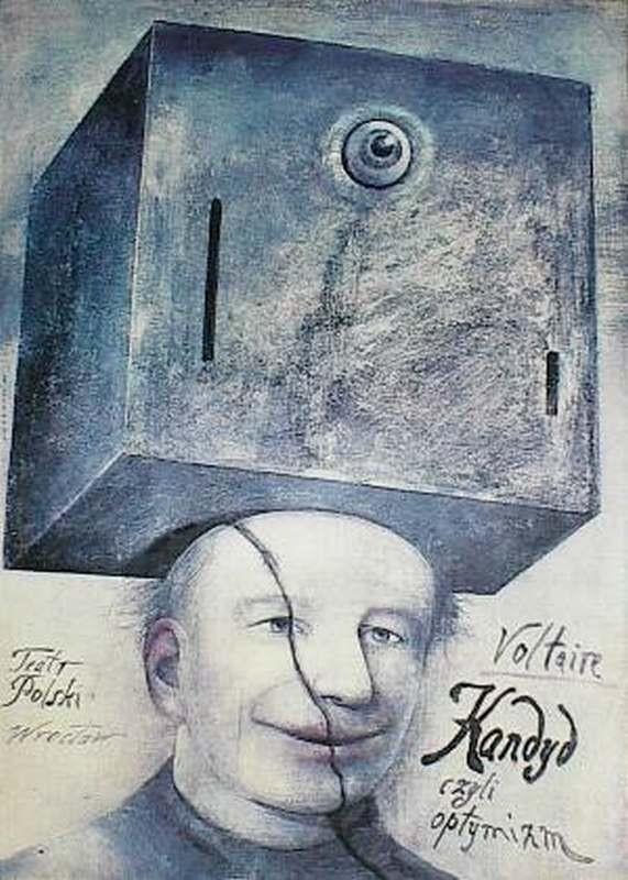 Wiktor Sadowski Kandyd czyli optymizm Voltaire