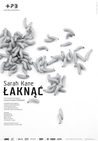 Łaknąć Sarah Kane