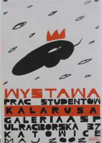 Wystawa prac studentów Kalarusa