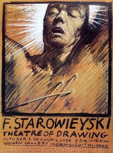 Theatre of Drawing Franciszek Starowieyski