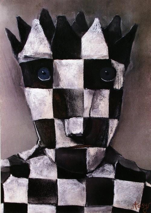 Schach und Kunst Bez tytułu