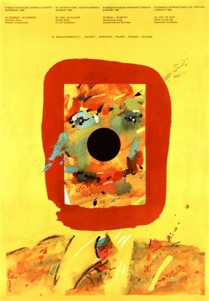 Biennale Plakatu 8.