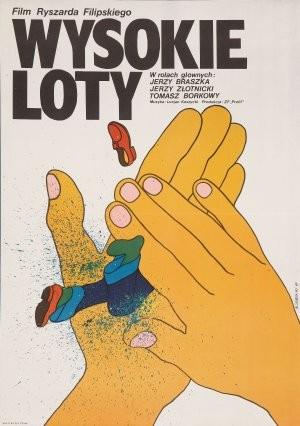 Wysokie loty, Ryszard Filipski