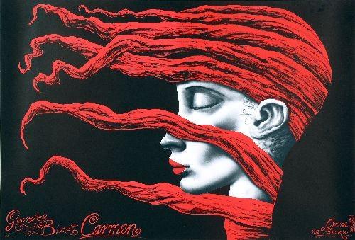 Carmen Georges Bizet Leszek Zebrowski