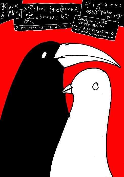 Leszek Żebrowski Polish Poster Art