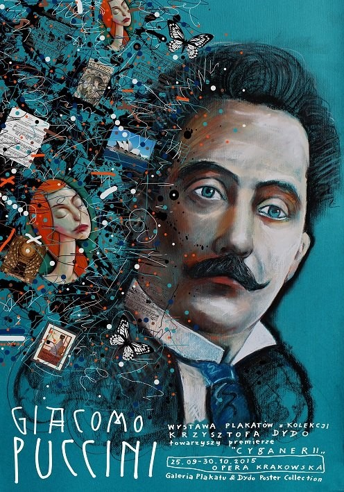 Leszek Żebrowski Giacomo Puccini