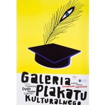 Galeria plakatu kulturalnego Mirosław Adamczyk polski plakat