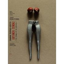 Gatunek żeński Joanna Murray-Smith  polski plakat