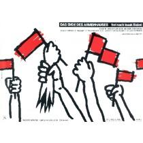 Koniec przytułku Lex Drewinski polski plakat