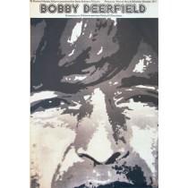Bobby Deerfield Sydney Pollack Jakub Erol polski plakat
