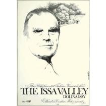 Dolina Issy The Issa valley Jakub Erol polski plakat