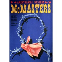 Mc Masters  polski plakat
