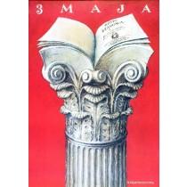 3. Maja Wiesław Grzegorczyk polski plakat