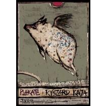 Plakaty - Ryszard Kaja Ryszard Kaja polski plakat