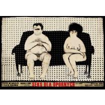 Seks dla opornych Michele Riml Ryszard Kaja polski plakat