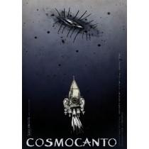 Cosmocanto Ryszard Kaja polski plakat