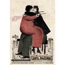 Supeł Małżeński Ryszard Kaja polski plakat