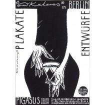 Plakaty i Projekty Roman Kalarus polski plakat