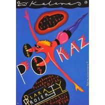 Plakaty i Projekty Roman Kalarus Roman Kalarus polski plakat